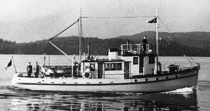 MV Blue Fjord