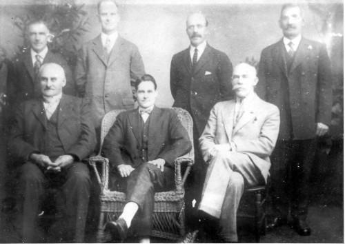 City Council 1928