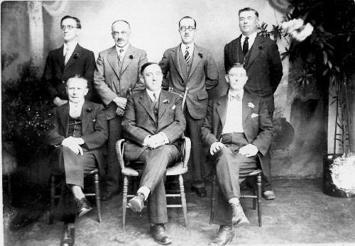 City Council 1934