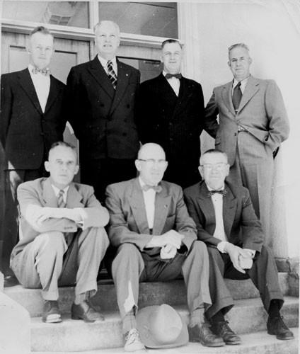 Council 1953-55