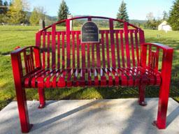 Kitt Willmot bench