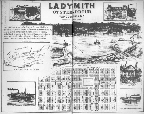 Old Ladysmith map