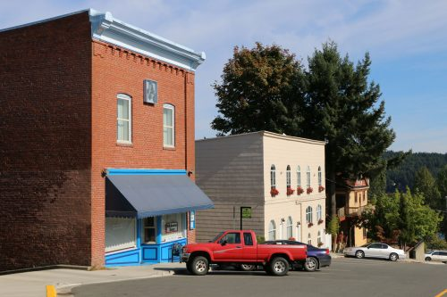 St. John's Masonic Temple, 26 Gatacre Street in downtown Ladysmith.