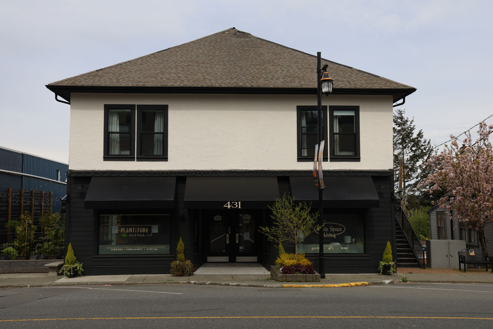 431 1st Avenue in downtown Ladysmith.
