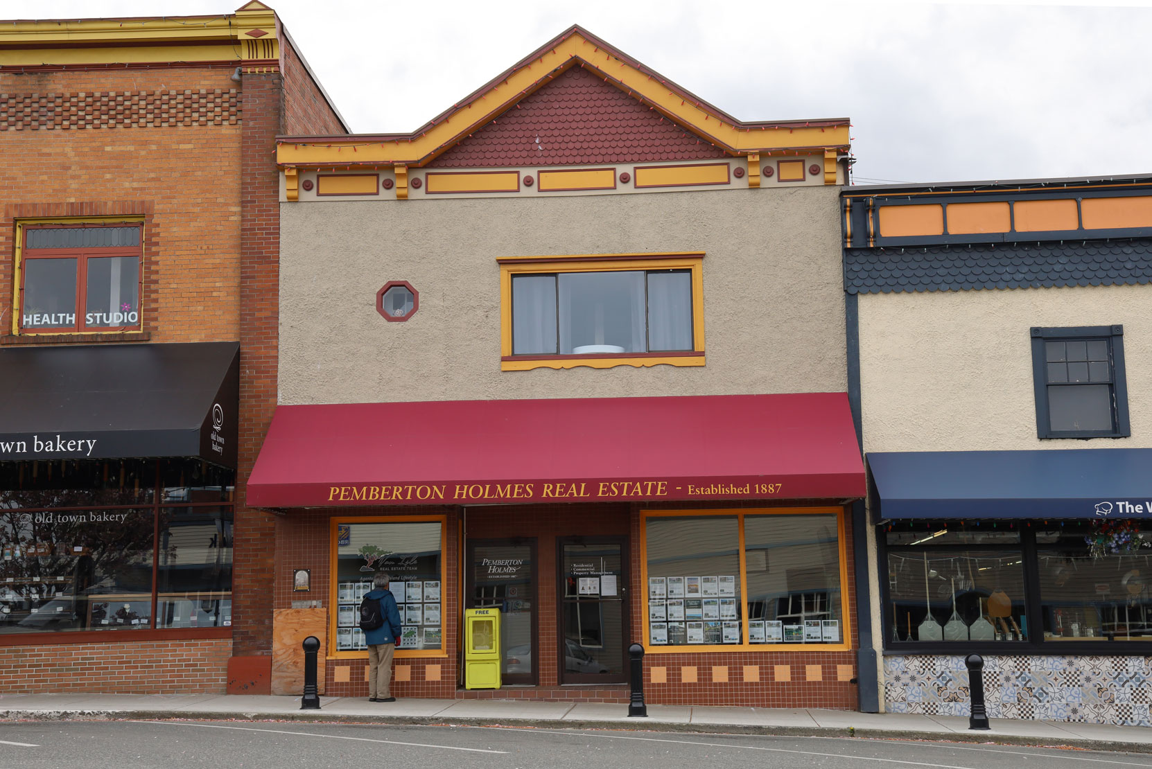 516 1st Avenue in downtown Ladysmith.