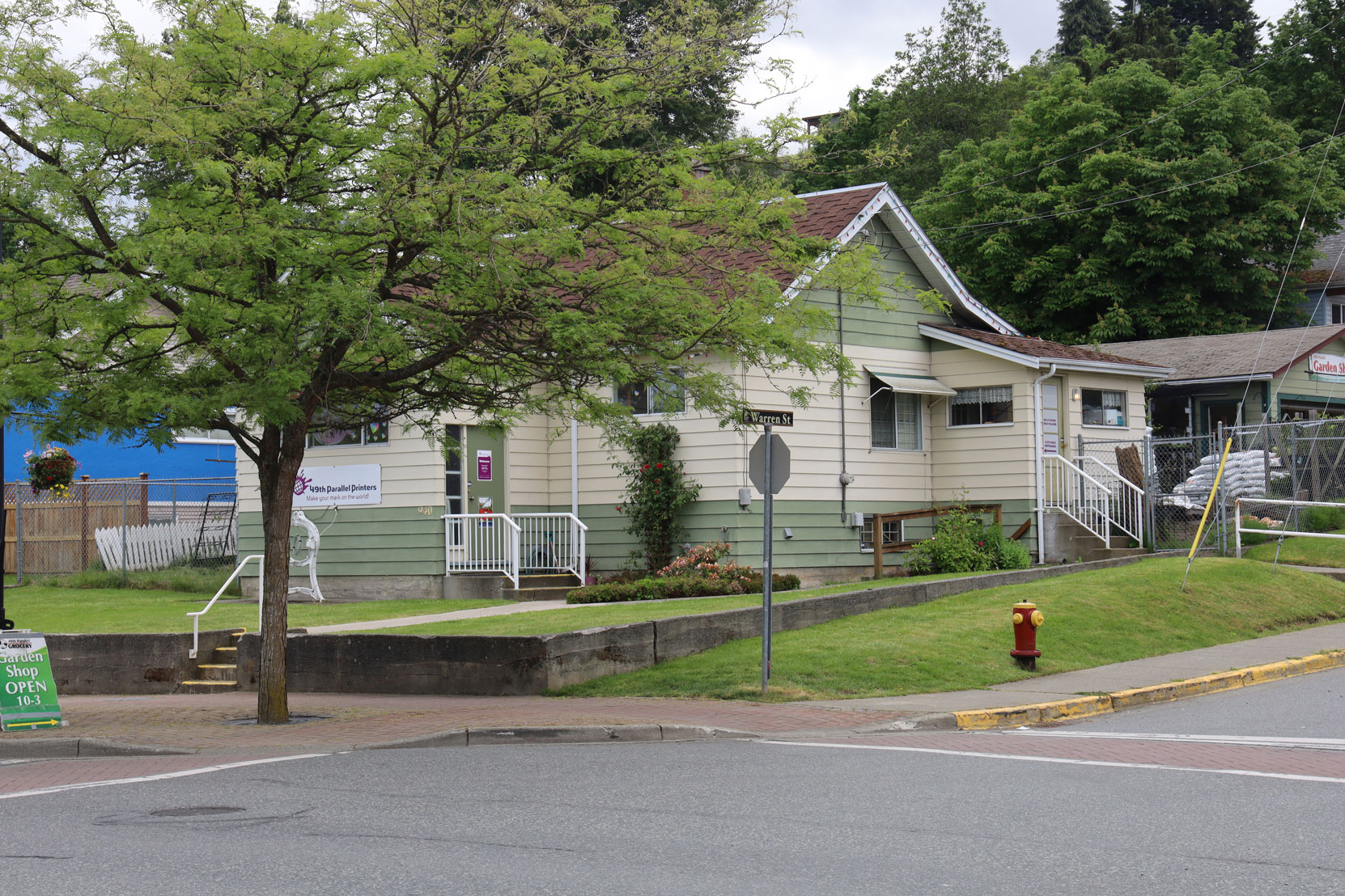 940 1st Avenue, Ladysmith, B.C. Built in 1950 (photo: Mark Anderson)