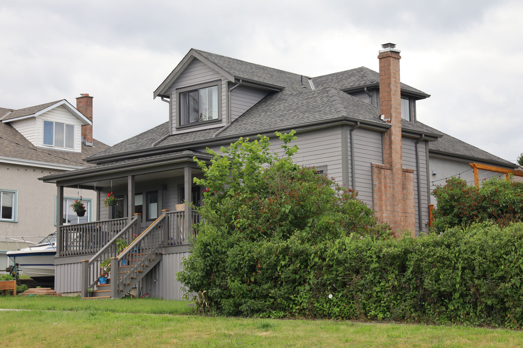 120 Methuen Street, Ladysmith, BC, built in 1941