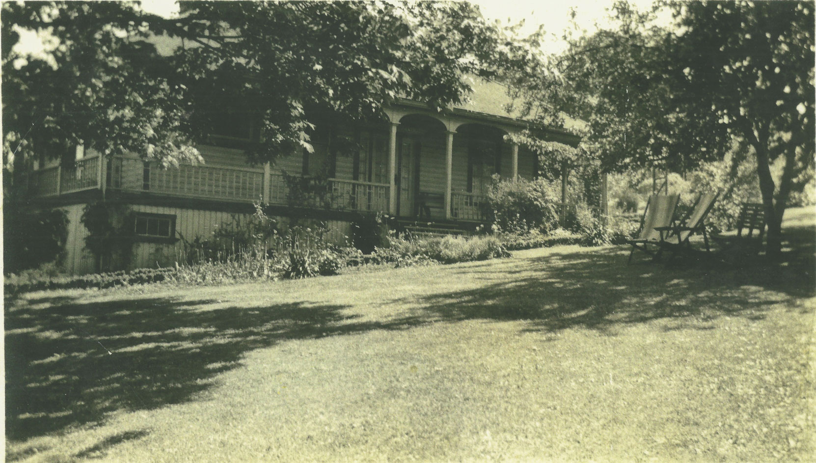 17 Methuen Street, circa 1930 (photo: Ladysmith Archives, Ladysmith & District Historical Society)