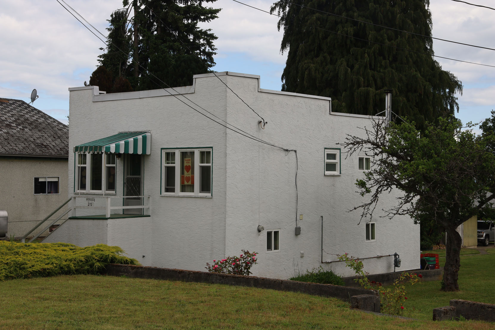 215 Methuen Street, Ladysmith, B.C., built in 1935 (photo: Mark Anderson)