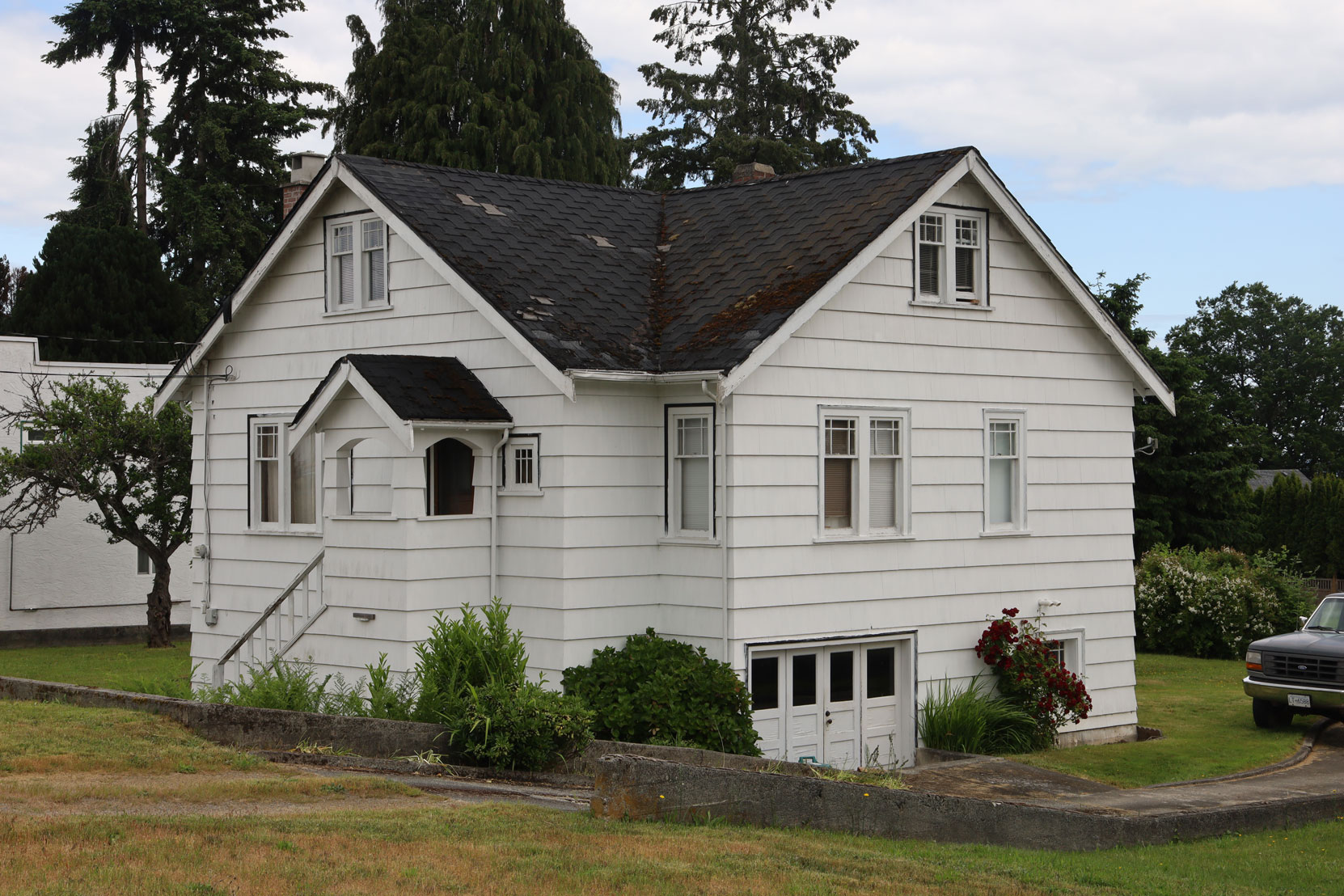 219 Methuen Street, Ladysmith, B.C., built in 1941 (photo: Mark Anderson)