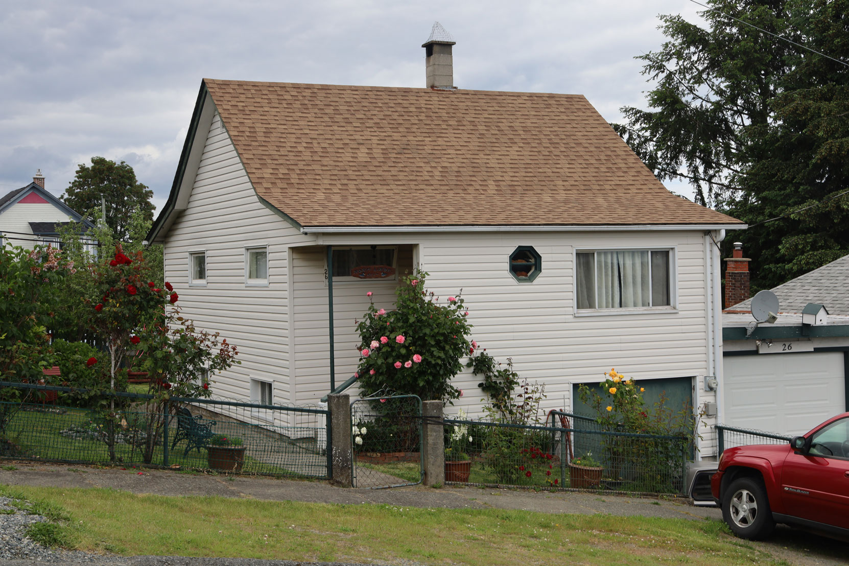 26 Methuen Street. Ladysmith, BC, built in 1930.