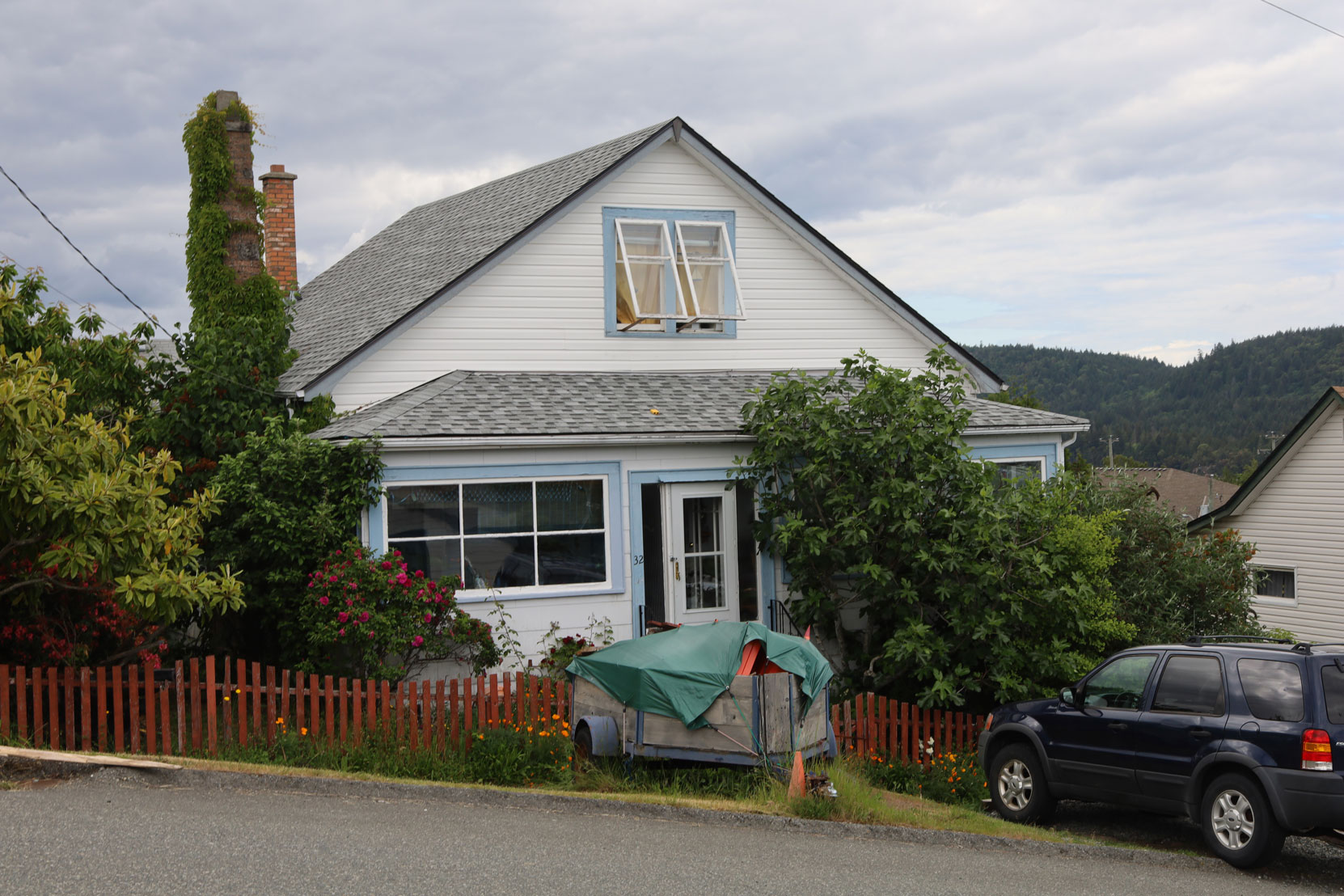 32 Methuen Street. Ladysmith, BC, built in 1930.