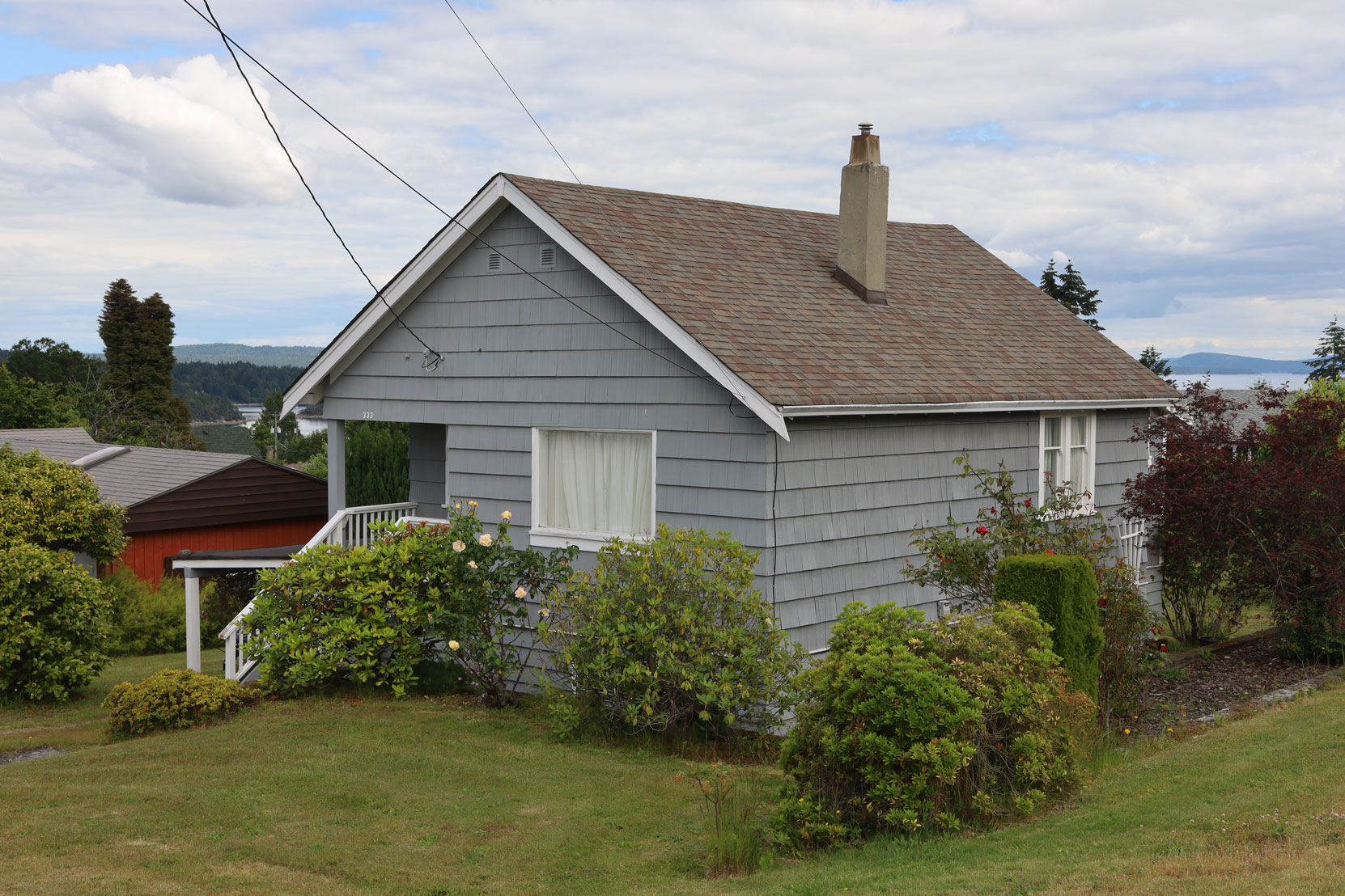333 Methuen Street, Ladysmith, BC, built in 1941 (photo: Mark Anderson)